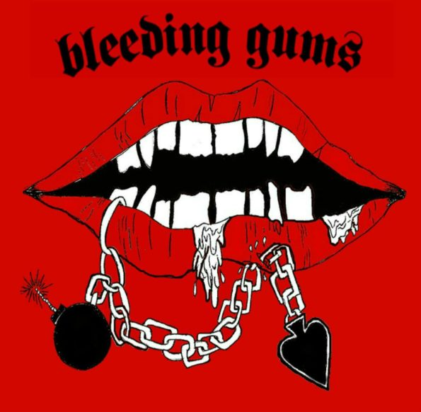 BLEEDING GUMS – II 7″ EP