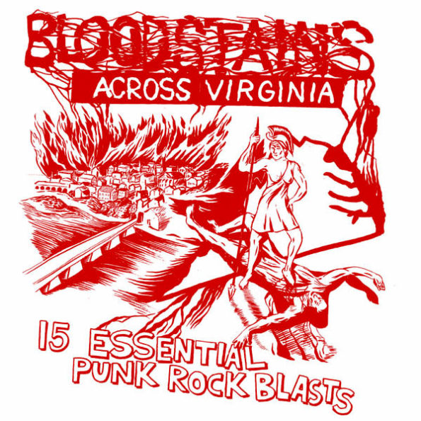 V/A – BLOODSTAINS ACROSS VIRGINIA LP
