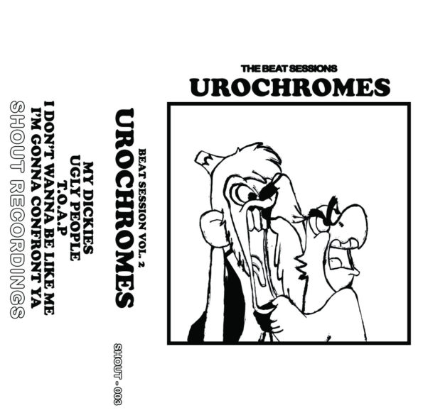 UROCHROMES – BEAT SESSIONS VOL. 2 CS