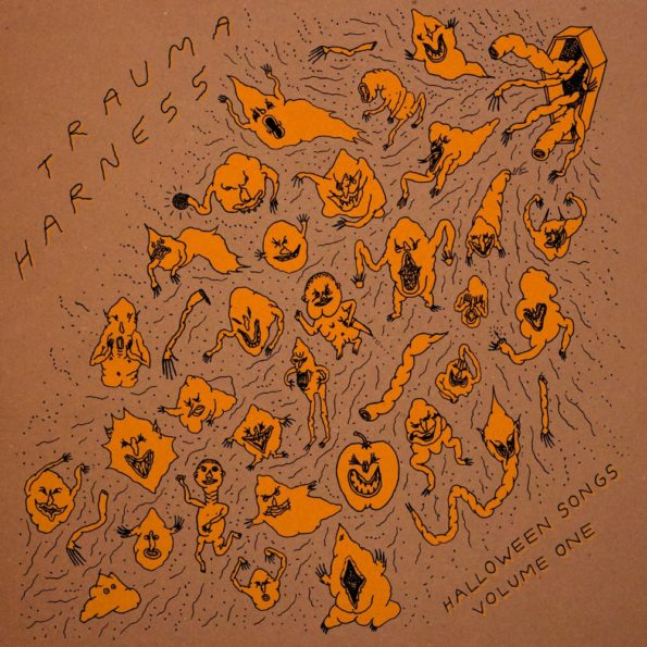 TRAUMA HARNESS – HALLOWEEN LP