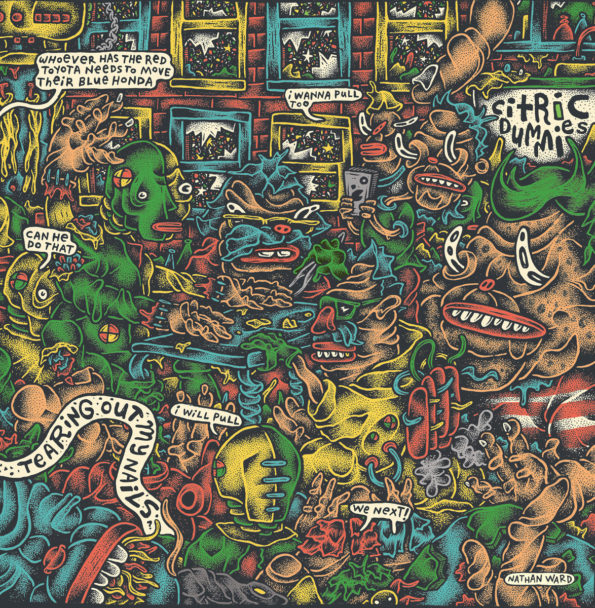CITRIC DUMMIES – TEARING OUT MY NAILS LP