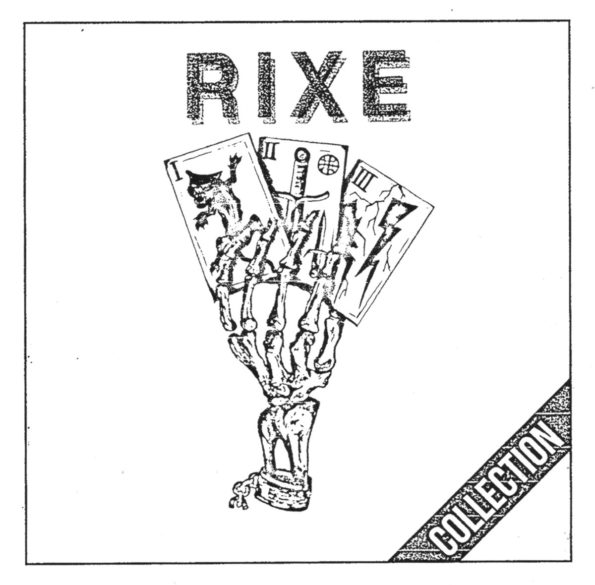 RIXE – COLLECTION LP