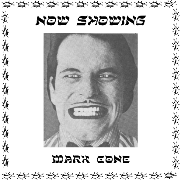 MARK CONE – NOW SHOWING LP