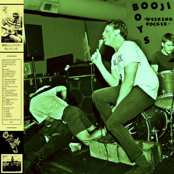 BOOJI BOYS – WEEKEND ROCKER LP