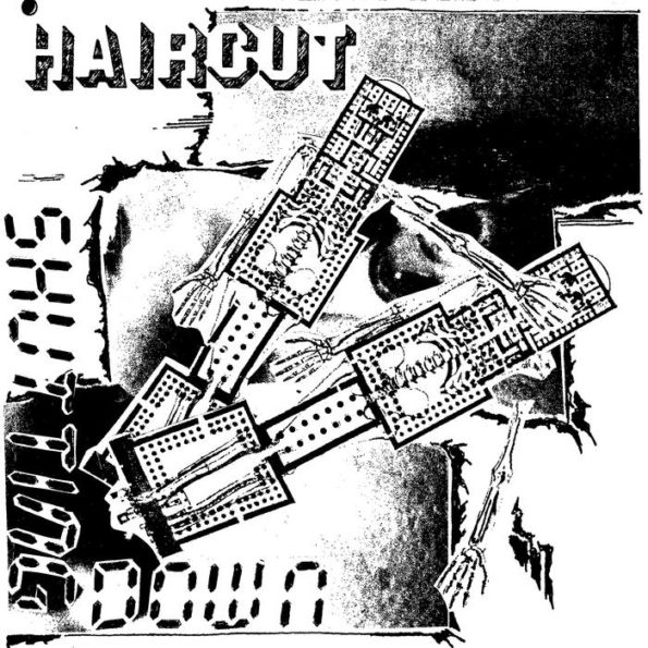 HAIRCUT – SHUTTING DOWN 7″ EP