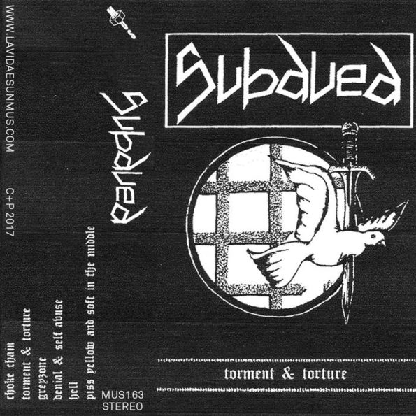 SUBDUED – TORMENT AND TORTURE DEMO CS