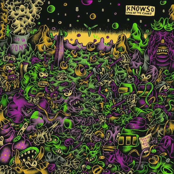 KNOWSO – LOOK AT THE CHART LP