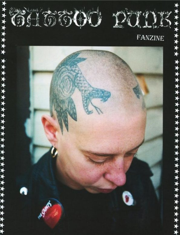 TATTOO PUNK #1 ZINE