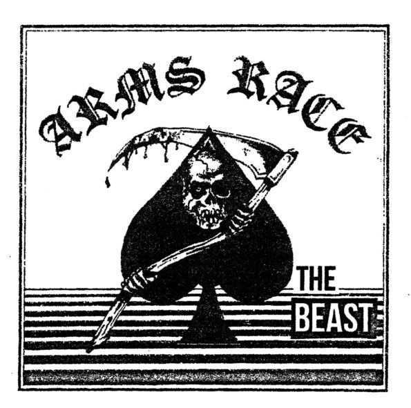 ARMS RACE – THE BEAST 7″ EP