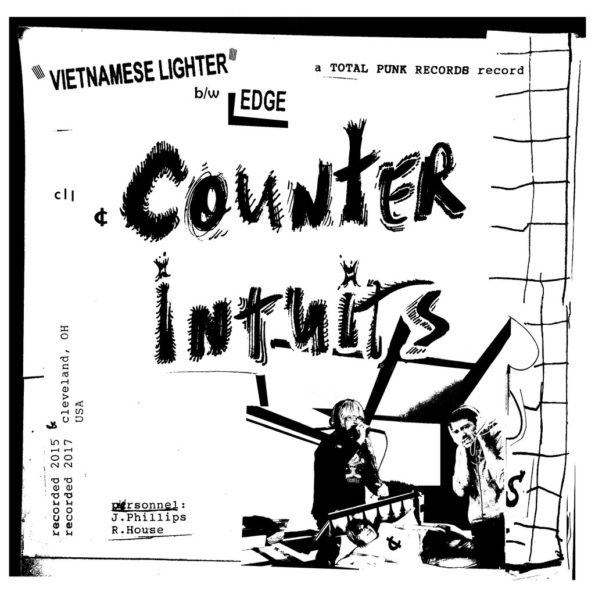 COUNTER INTUITS – VIETNAMESE LIGHTER 7″ EP