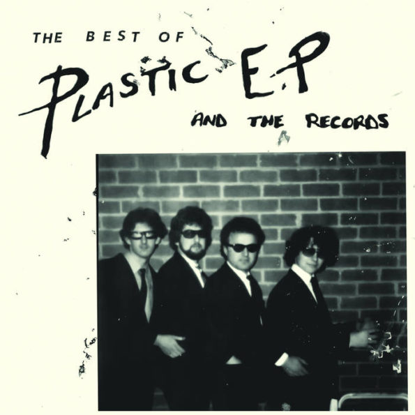 PLASTIC EP AND THE RECORDS – WELL YOU WANT TO MAKE A RECORD 7″ EP