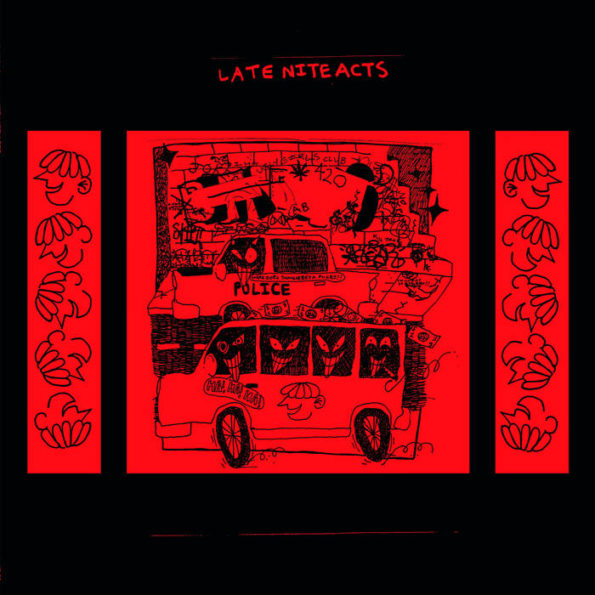 BETA BOYS – LATE NITE ACTS LP