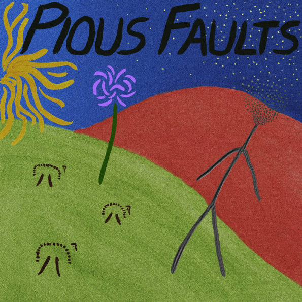 PIOUS FAULTS – OLD THREAD LP