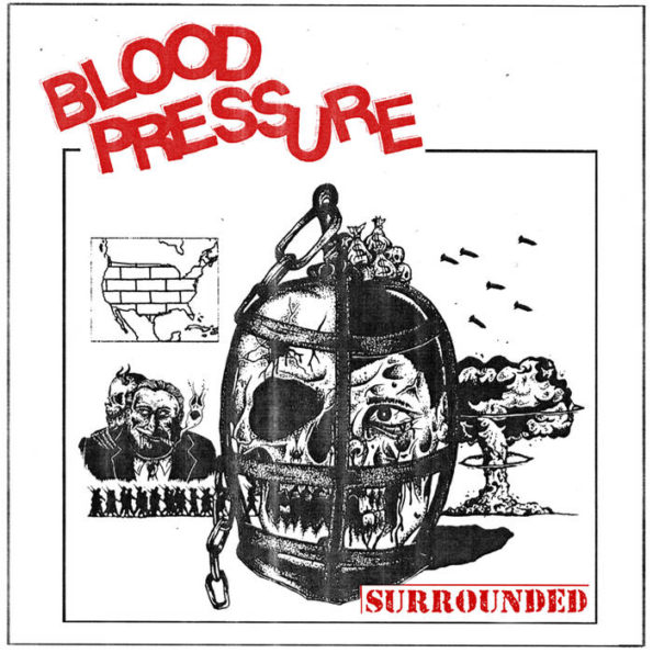BLOOD PRESSURE – SURROUNDED 12″ EP