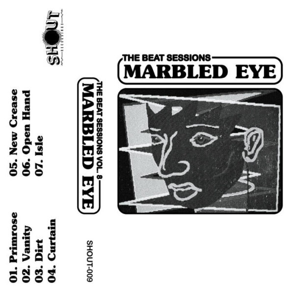 MARBLED EYE – THE BEAT SESSIONS VOL 8 CS