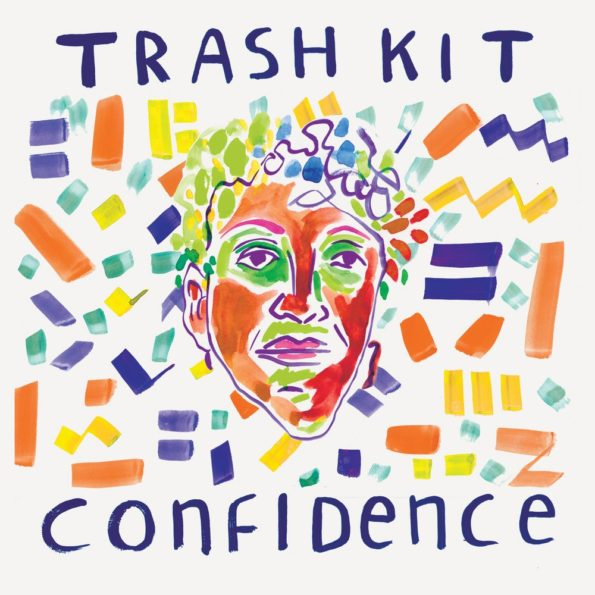 TRASH KIT – CONFIDENCE LP