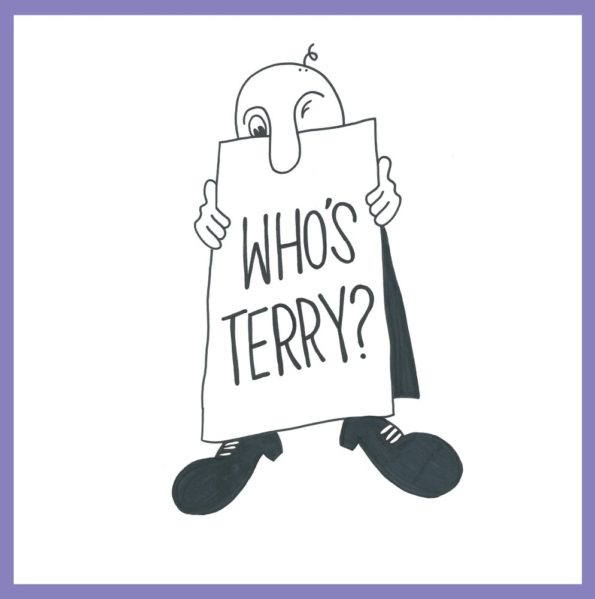 TERRY – WHO'S TERRY? 7″ EP
