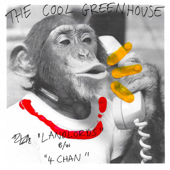 COOL GREENHOUSE – LANDLORDS B/W 4 CHAN 7″ EP
