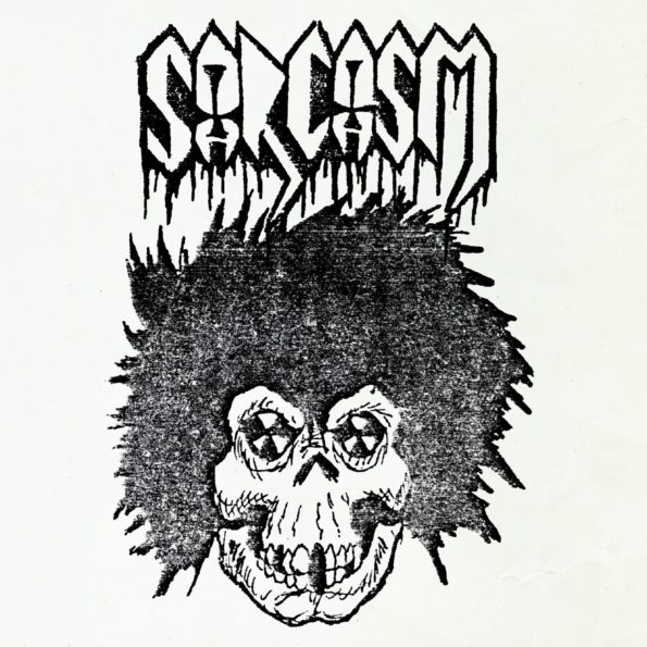 SARCASM – WAR-SONG LP