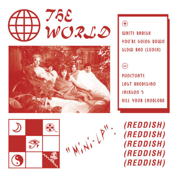 THE WORLD – REDDISH LP
