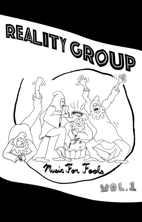 REALITY GROUP – MUSIC FOR FOOLS VOL. 1 CS