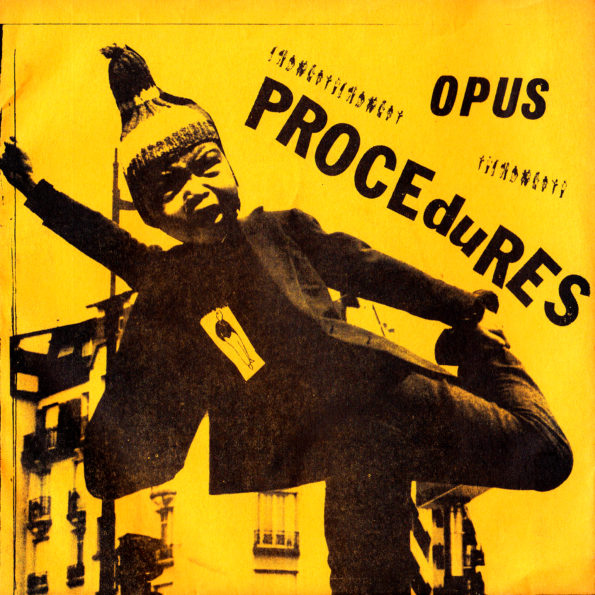 OPUS – PROCEDURES 7″ EP