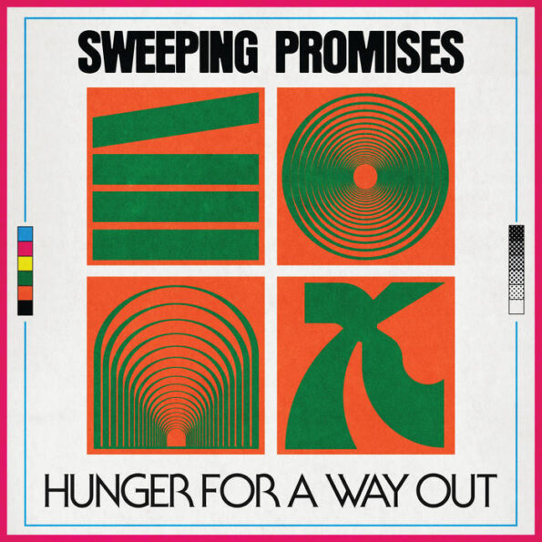 SWEEPING PROMISES – HUNGER FOR A WAY OUT LP