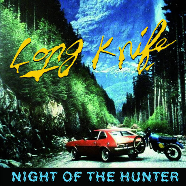 LONG KNIFE – NIGHT OF THE HUNTER B/W ROUGH LIVER 7″ EP
