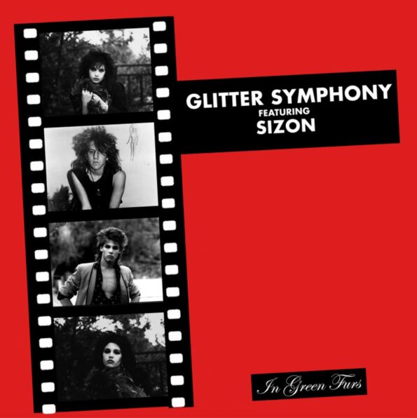 GLITTER SYMPHONY – IN GREEN FURS LP (RE-ISSUE)